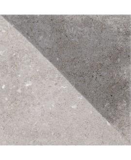 carrelage tirol gris effet carreau ciment 20x20cm