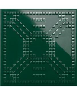 Carrelage VO 3D dekorkodici KDVL 26 vert 26x26x1cm