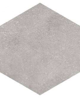 carrelage hexagone rift cemento 23x26.6 cm