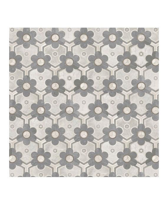 carrelage hexagone yerevan 23x26.6 cm