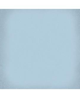 Carrelage imitation carreau de ciment 20x20cm V 1900 celeste
