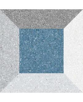 carrelage argileto multicolor 20x20 cm