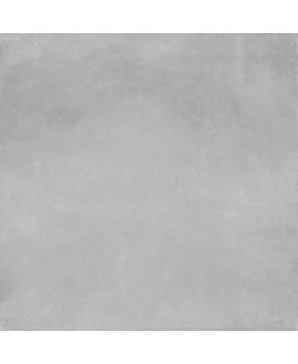 Carrelage cabeton lime mat imitation beton et resine gris clair antiderapant 60x60cm rectifié