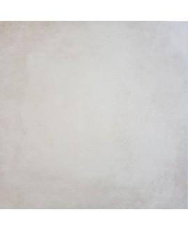 Carrelage cabeton grit mat imitation beton et resine beige clair 60x60cm rectifié