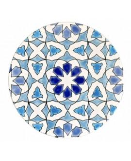 Disque rond émaillé diamètre 19.4cm  épaisseur 10mm, D azzahra hiver
