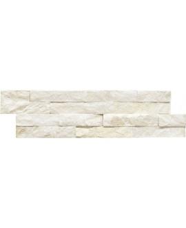 parement en pierre MO fachaleta marfil 15x55x2cm