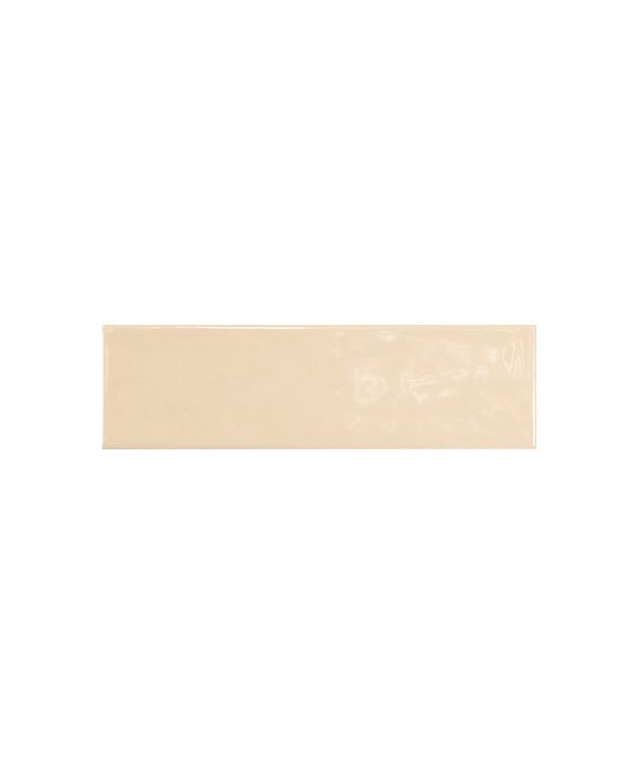 Carrelage rectangulaire contemporain beige brillant equipcountry