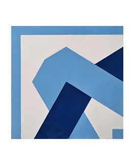 Carrelage ciment angle 4020-A2 20x20cm