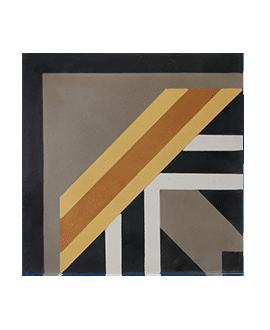 Carrelage ciment angle 4230-A1 20x20cm