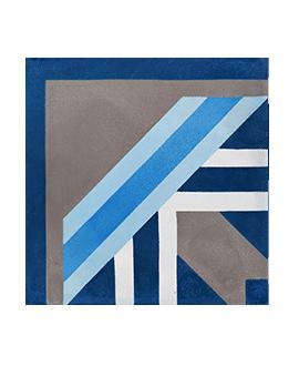 Carrelage ciment angle 4230-A4 20x20cm