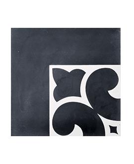 Carrelage ciment angle 4520-A1 20x20cm