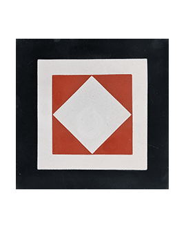Carrelage ciment angle 4540-A2 20x20cm