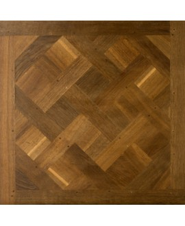 parquet chêne massif versailles , vieux de france huilé , ép : 21 mm , 98cm x 98cm