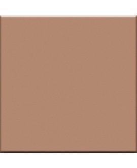 Mosaique brillant couleur marron poudre salle de bain mur et sol cuisine 5X5cm VO cipria