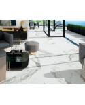 Carrelage imitation marbre antidérapant