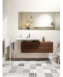 Carrelage salle de bain chic precieux