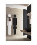 sèche-serviette et radiateur électrique