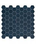 Mosaique et frise de couleur mat