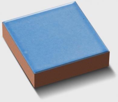 cabochon salernes bleu clair