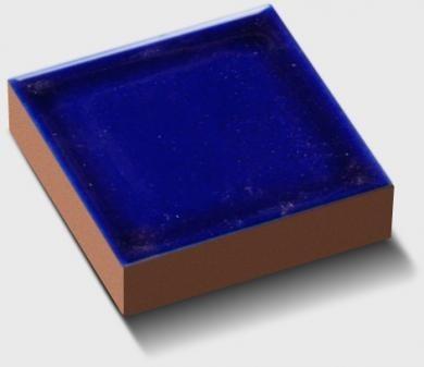 cabochon salernes bleu foncé
