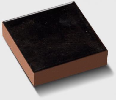 cabochon salernes noir