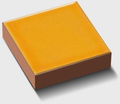 cabochon salernes jaune